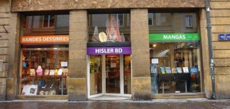 Les comics VO débarquent à Hisler BD Metz