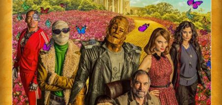 Nouvelle affiche pour la saison 2 de Doom Patrol
