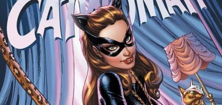 J. Scott Campbell fête les 80 ans de Catwoman