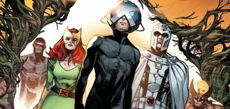 [Review VF] House of X / Powers of X 1/4