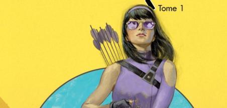 Un titre pour la série TV Hawkeye