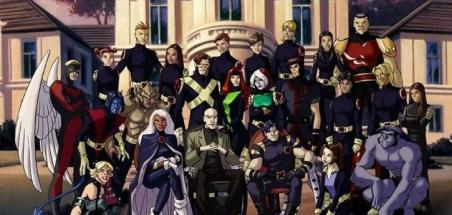 Réimpression des comics X-Men: Evolution