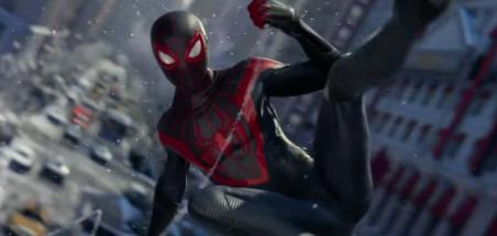 Sony annonce Spider-Man: Miles Morales sur PS5