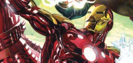 Un relaunch pour la série Iron Man