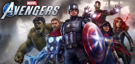 Le jeu vidéo Avengers se détaille