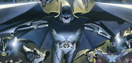 Le Batman de Keaton inspiré de Kingdom Come ?