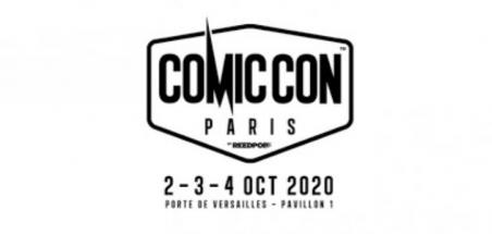Le Comic Con Paris 2020 annulé