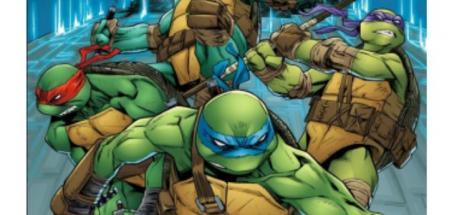 10 bonnes raisons de commencer les Tortues Ninja en comics