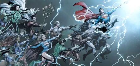 [Rumeur] Un film Justice League: Rebirth en préparation