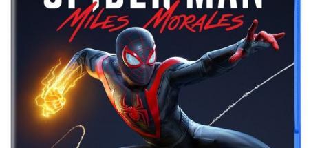 La jaquette du jeu Spider-Man: Miles Morales dévoilée