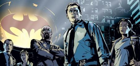 Une série TV dans l'univers du Batman de Matt Reeves