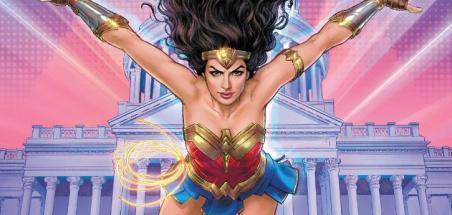 Un comic book compagnon à Wonder Woman 1984