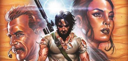 Keanu Reeves co-écrit BRZRKR chez BOOM! Studios