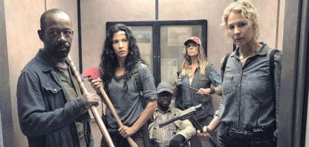 [CC@H] Fear The Walking Dead : saison 6 teaser et date