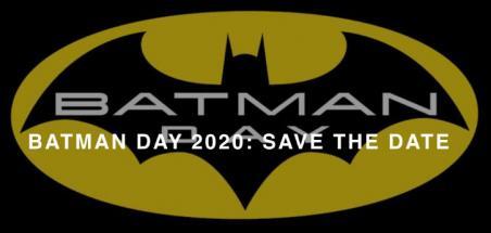 Urban Comics annonce le Batman Day 2020 !