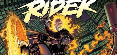 La série Ghost Rider est annulée