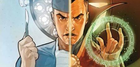 La série Doctor Strange: Surgeon Supreme est annulée