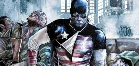 Marvel annonce une mini-série U.S. Agent