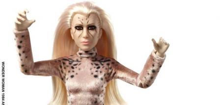 Une figurine nous permet d'avoir un nouvel aperçu de Cheetah dans Wonder Woman 1984