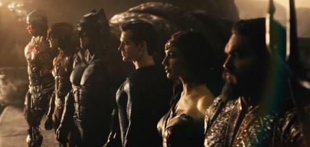 [DCFD] La Snyder Cut diffusée en 4 parties d'1 heure !