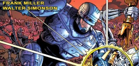 Vestron annonce Robocop Vs Terminator pour octobre