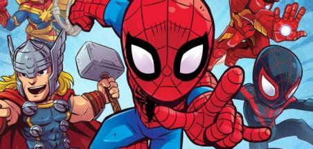 Panini Comics annonce des titres pour les plus jeunes