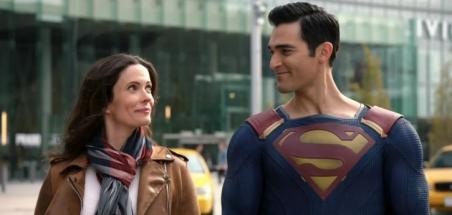 Le logo complet de Superman & Lois dévoilé