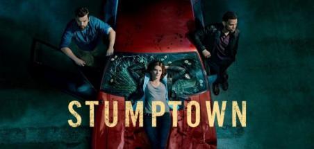 Annulation de la saison 2 de Stumptown