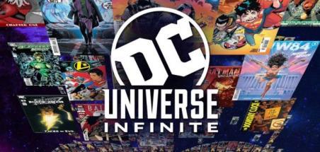 Clap de fin pour DC Universe et début de DC Universe Infinite