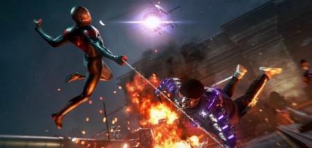 Spider-Man : Miles Morales : Nouveaux visuel, nouveau costume et une ultimate edition