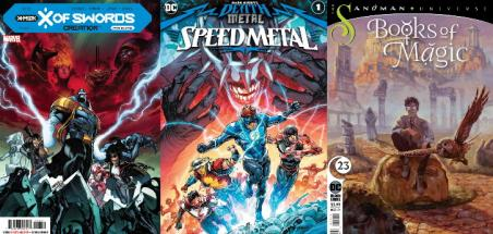 [Zap' MDCU] Sorties du 23/09/2020: Speed Metal
