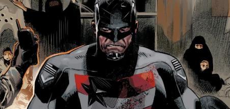 Falcon & Winter Soldier : 1er aperçu de U.S. Agent