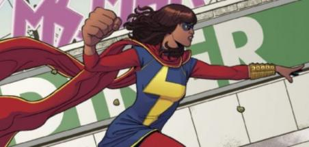 Marvel a trouvé sa Miss, Kamala Khan