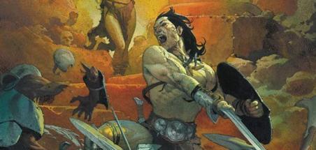 Netflix développe une série Conan Le Barbare