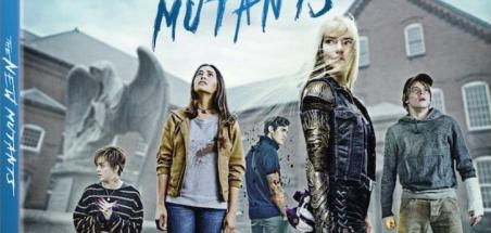 Sortie du Blu-ray The New Mutants + featurette