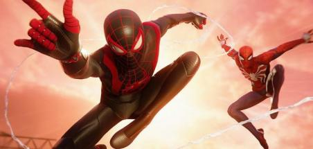 Deux clips de gameplay pour Spider-Man: Miles Morales