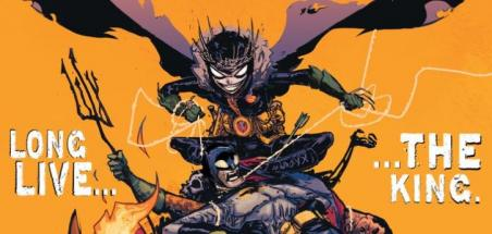 [Preview VO] Dark Nights : Death Metal Robin King #1