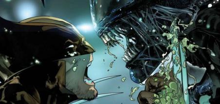 Marvel Vs Aliens sur les couvertures de janvier