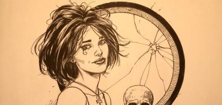 Neil Gaiman et Gary Frank partants pour un comics Death sur le covid