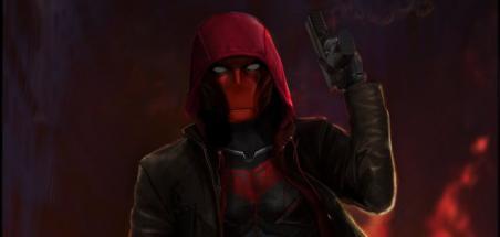 Titans : aperçu du costume Red Hood