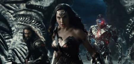 Un teaser de la Justice League de Snyder sur TikTok
