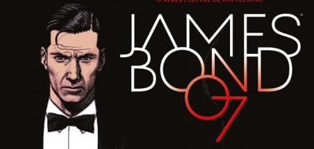 Guide de lecture : les titres James Bond de Delcourt