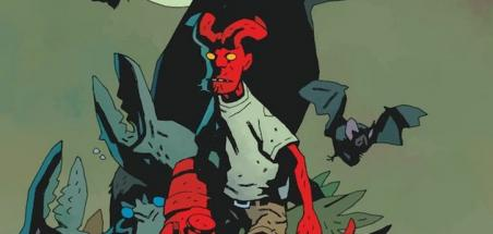 Une mini-série sur la jeunesse d'Hellboy