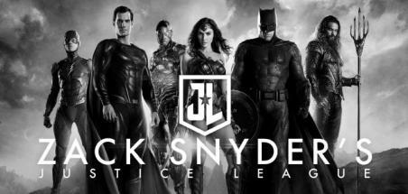 Le trailer de Zack Snyder's Justice League en noir et blanc