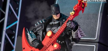 Des figurines Dark Nights: Death Metal par McFarlane