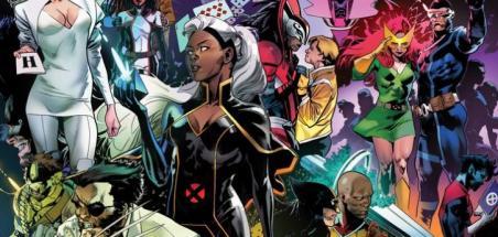 Reign of X : la prochaine ère des X-Men