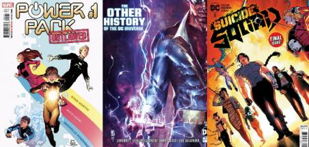 [Zap' MDCU] Sorties du 25/11/2020: The Other History of the DC  Universe