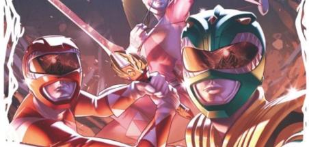 Glénat arrête la publication de la série Power Rangers