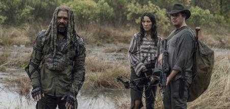 The Walking Dead : des détails sur l'émission de Noël