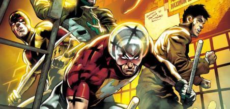 Suicide Squad, Green Lantern et Teen Titans Academy relancés par DC
